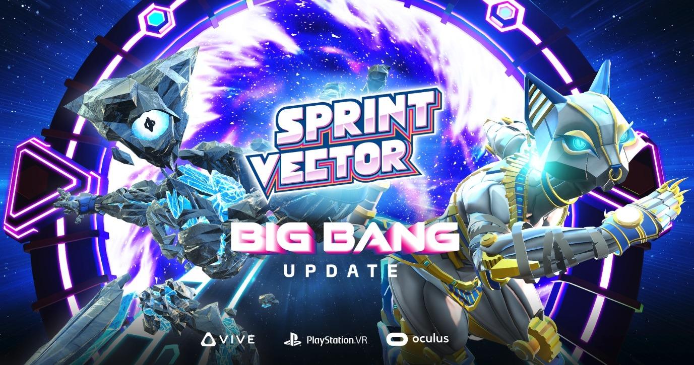 Sprint Vector: Megjött a Big Bang Frissítés