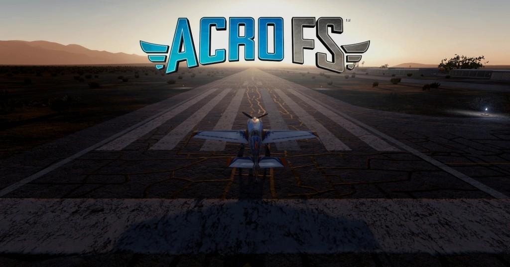 Ingyenesen tölthető az Early Access Acro FS repülőgép szimulátor