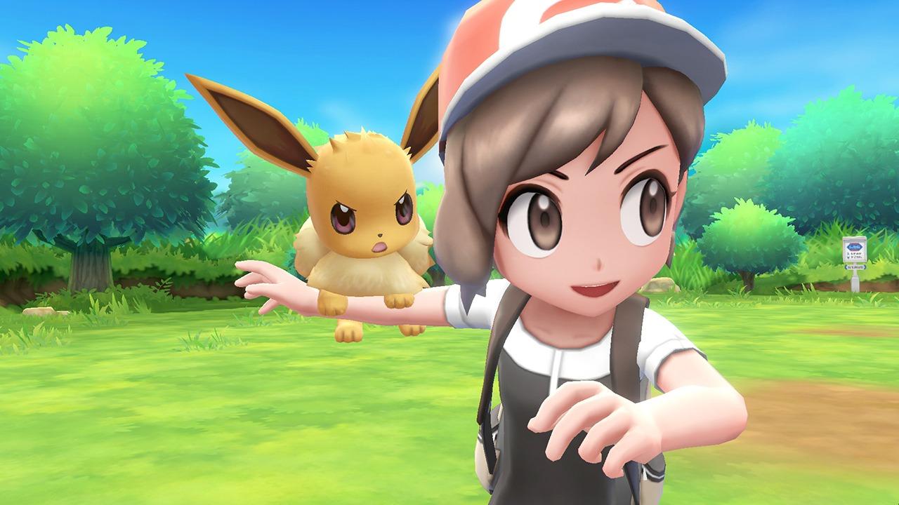 Let's Go Pikachu! és Let's Go Eevee! Minden amit tudnunk kell róluk!