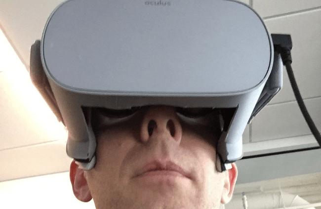 – John Carmack Oculus Go-hoz készít PC irányító appot