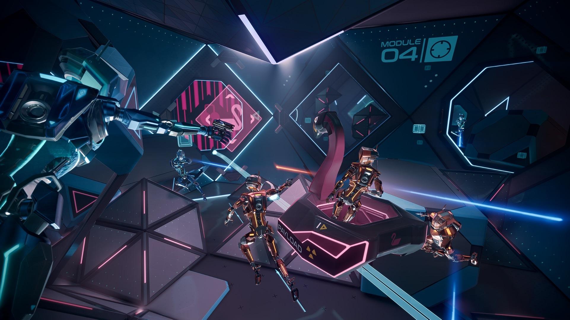 – Egy teljes meccs Echo Combat