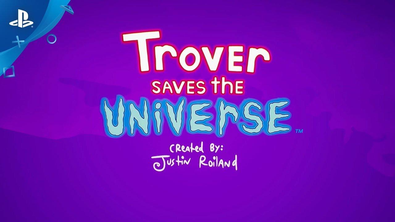 Trover Saves the Universe PSVR játék bejelentve