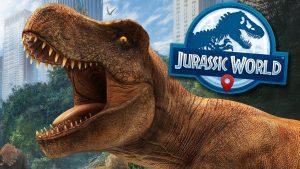 Jurassic World Alive Bemutató – Szerezd meg hát mind!