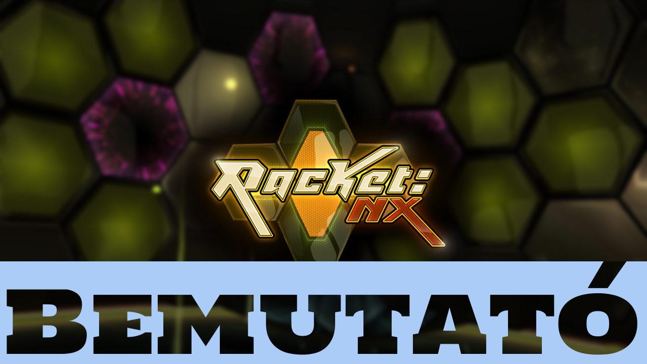 Racket NX Béta Bemutató – Ilyen lehet a jövőben Squashozni