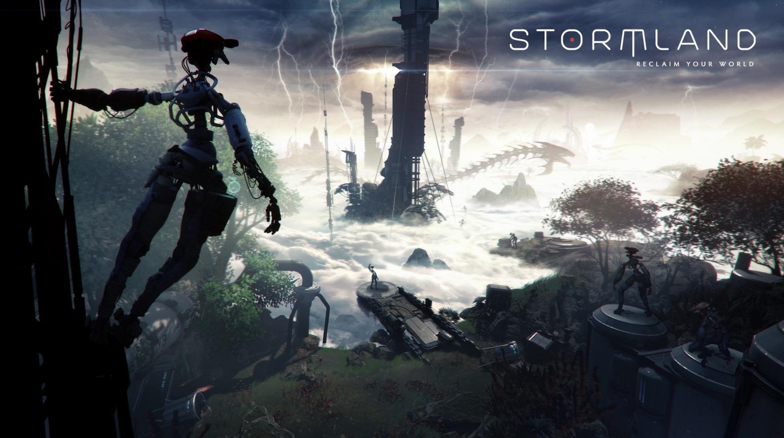 Új trailert kapott a Stormland a PAX-ra