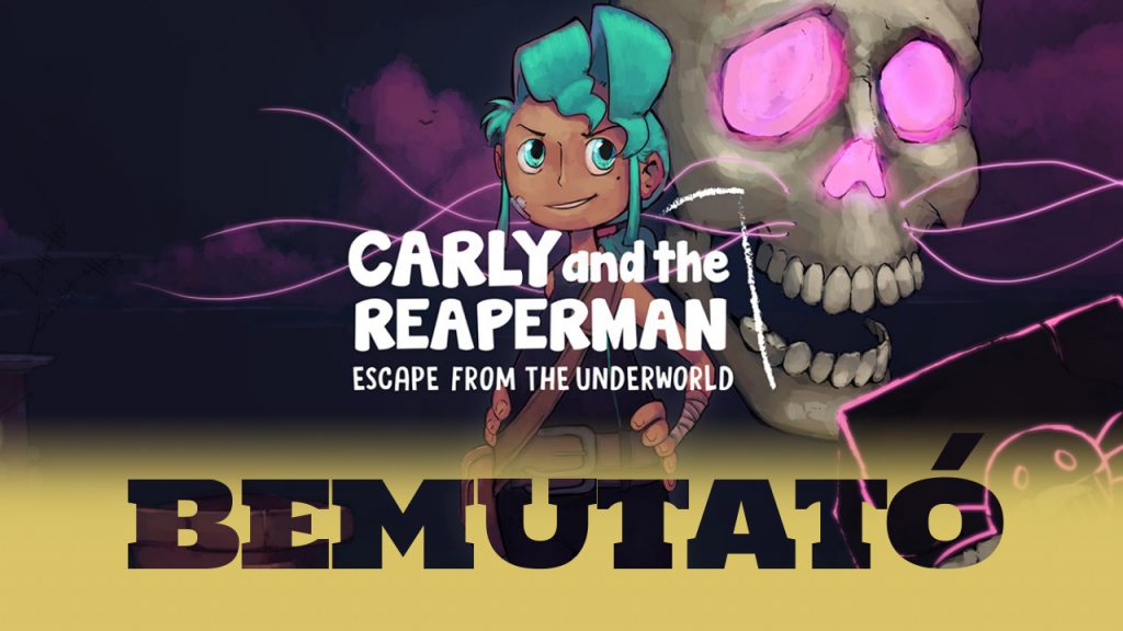 Carly and the Reaperman Bemutató