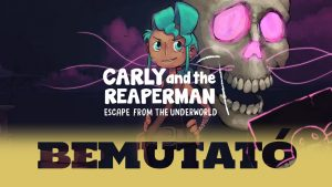 Carly and the Reaperman Bemutató