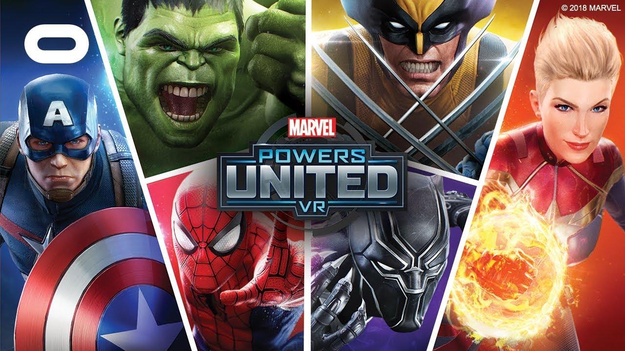 Itt a Marvel Powers United 4. frissítése