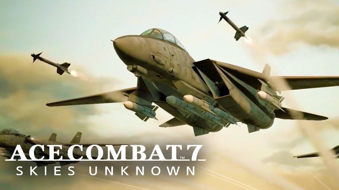 Megtekinthetjük az Ace Combat 7 VR küldetését