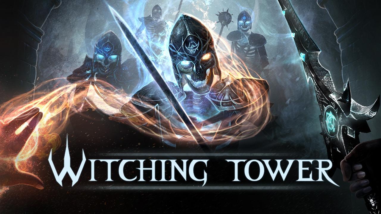 Októberben érkezik a Witching Tower