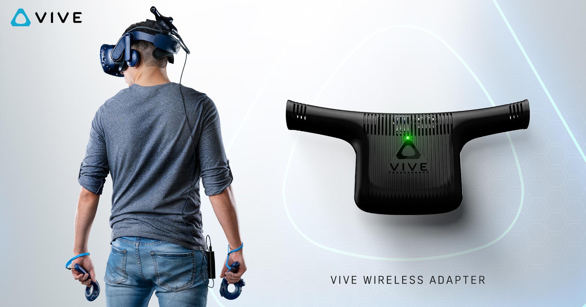 Előrendelhető a VIVE Vezeték nélküli adaptere