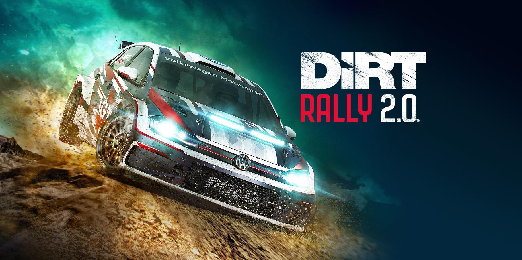 Nem lesz VR támogatása a Dirt Rally 2.0-nak