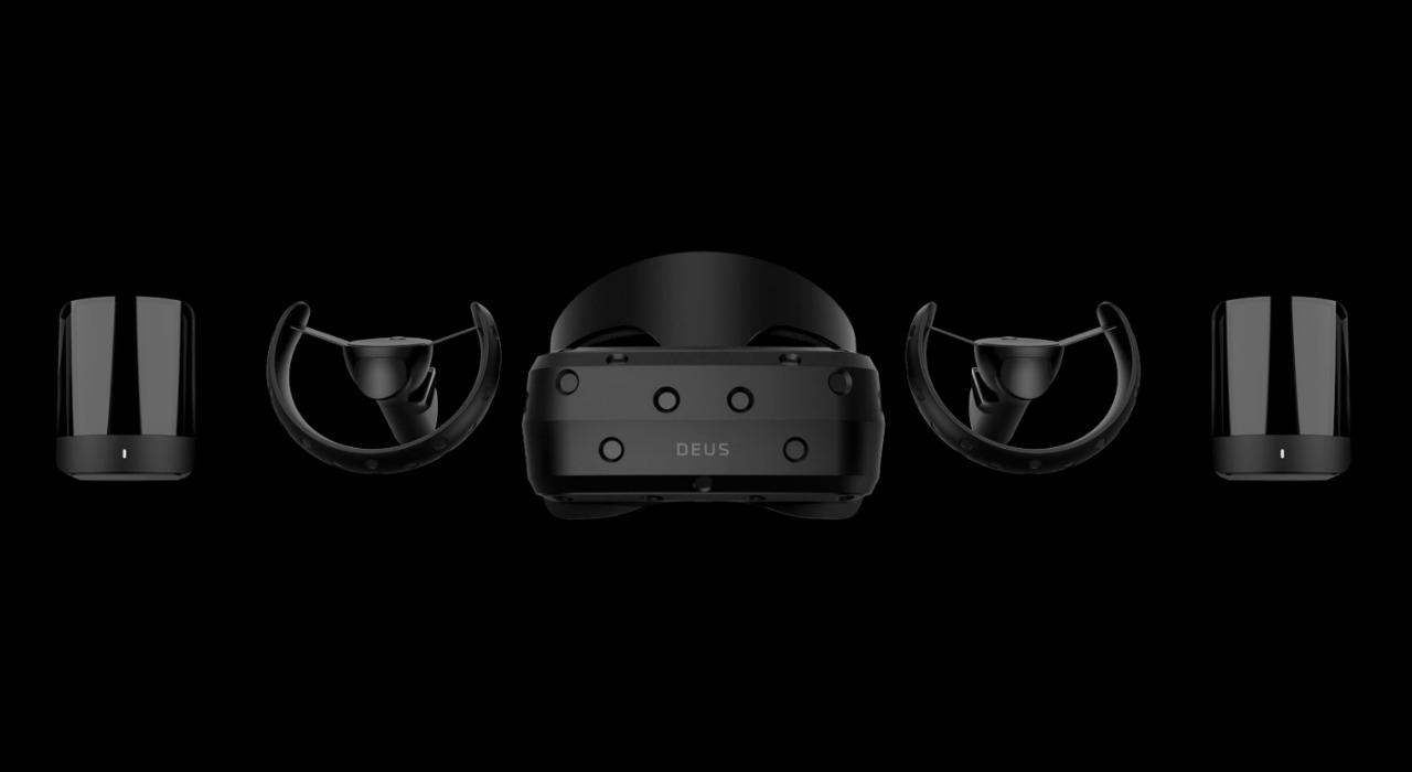 OdinVR – Az orosz szuperfelbontású headset