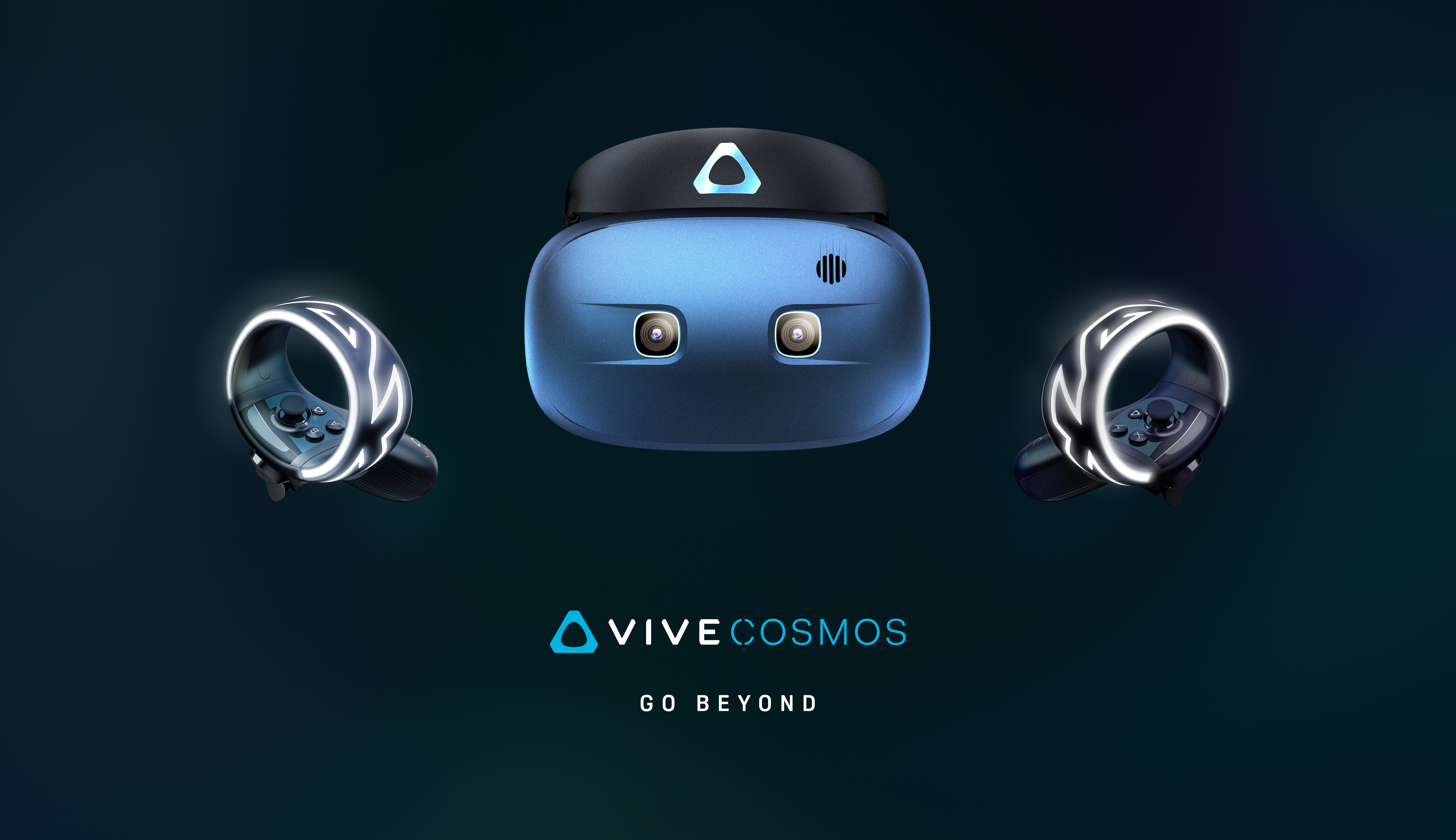 CES-en erősített a HTC VR fronton