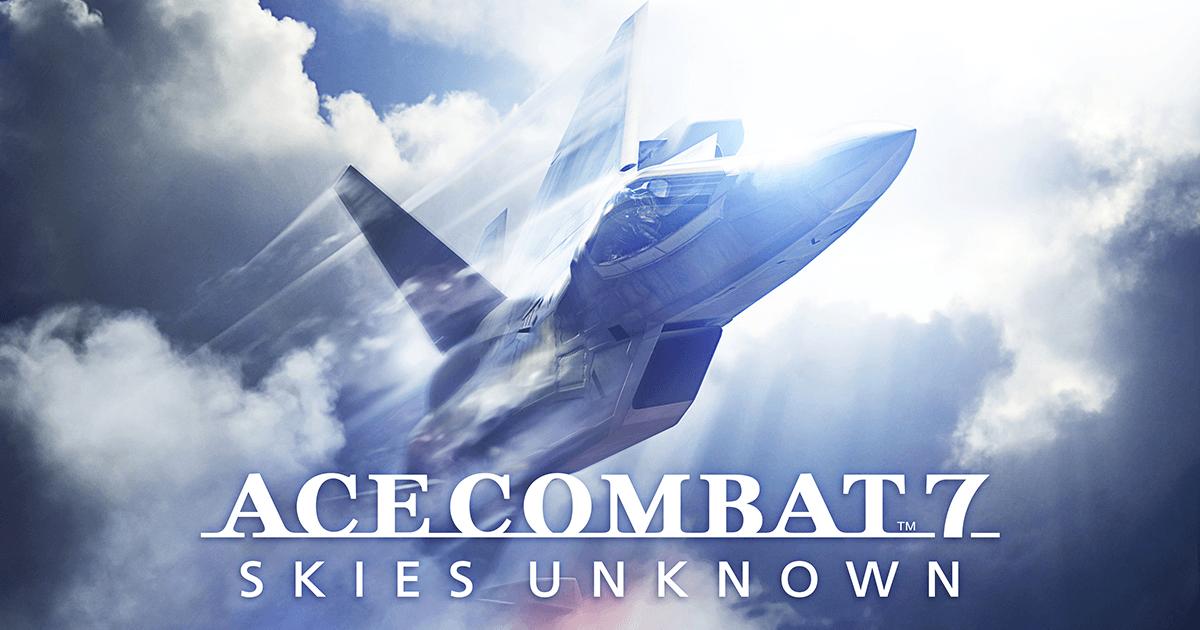 Még pár nap és kint az új Ace Combat 7