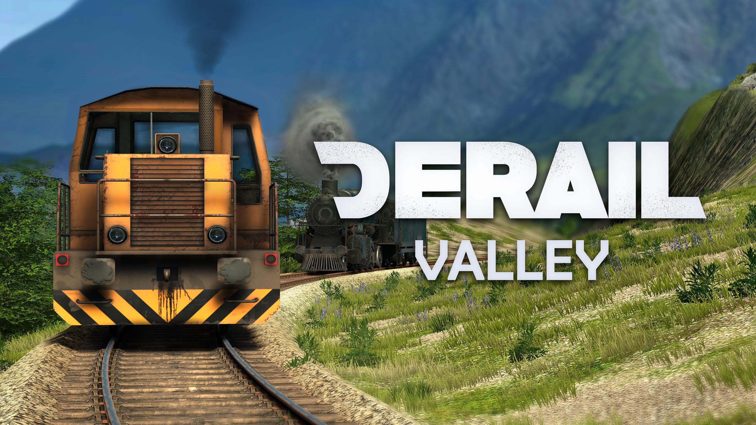 Megjelent a Derail Valley