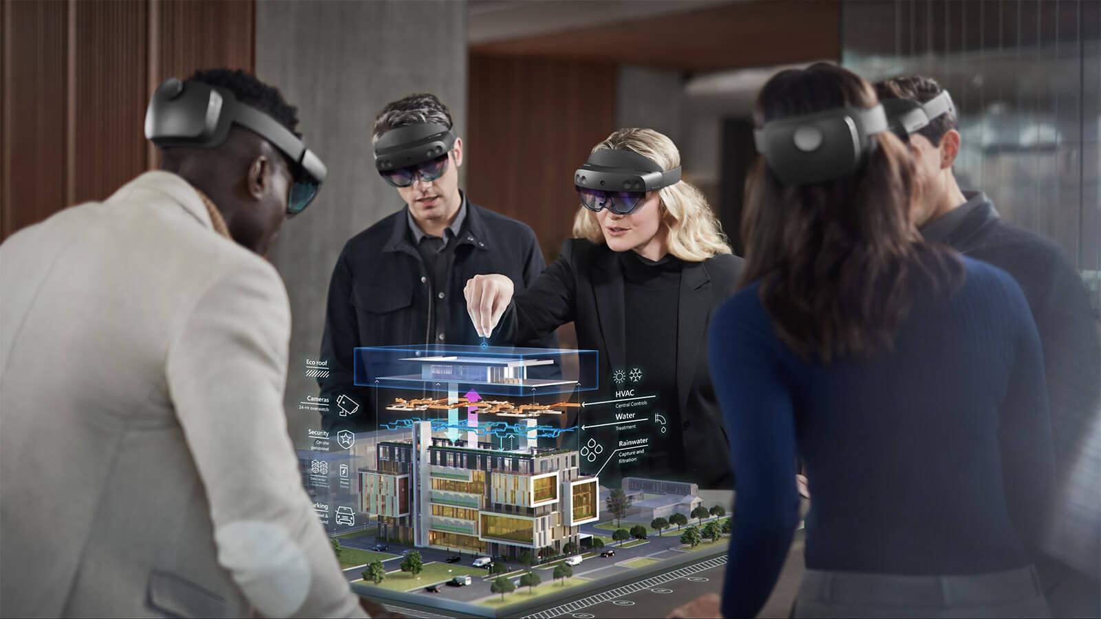 Bemutatkozott a HoloLens 2