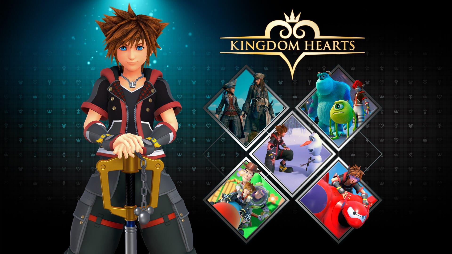 Tölthető a KINGDOM HEARTS: VR Experience