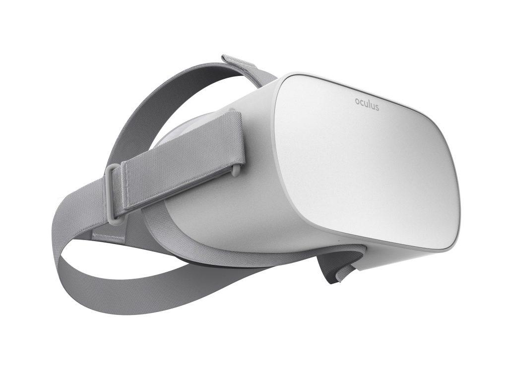 Oculus Go Bemutató