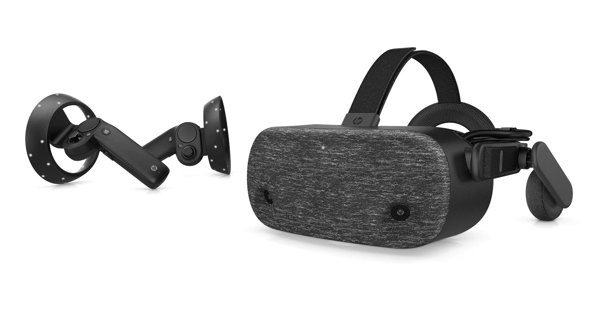 Érkezik a HP cégeknek szánt VR szemüvege, a Reverb