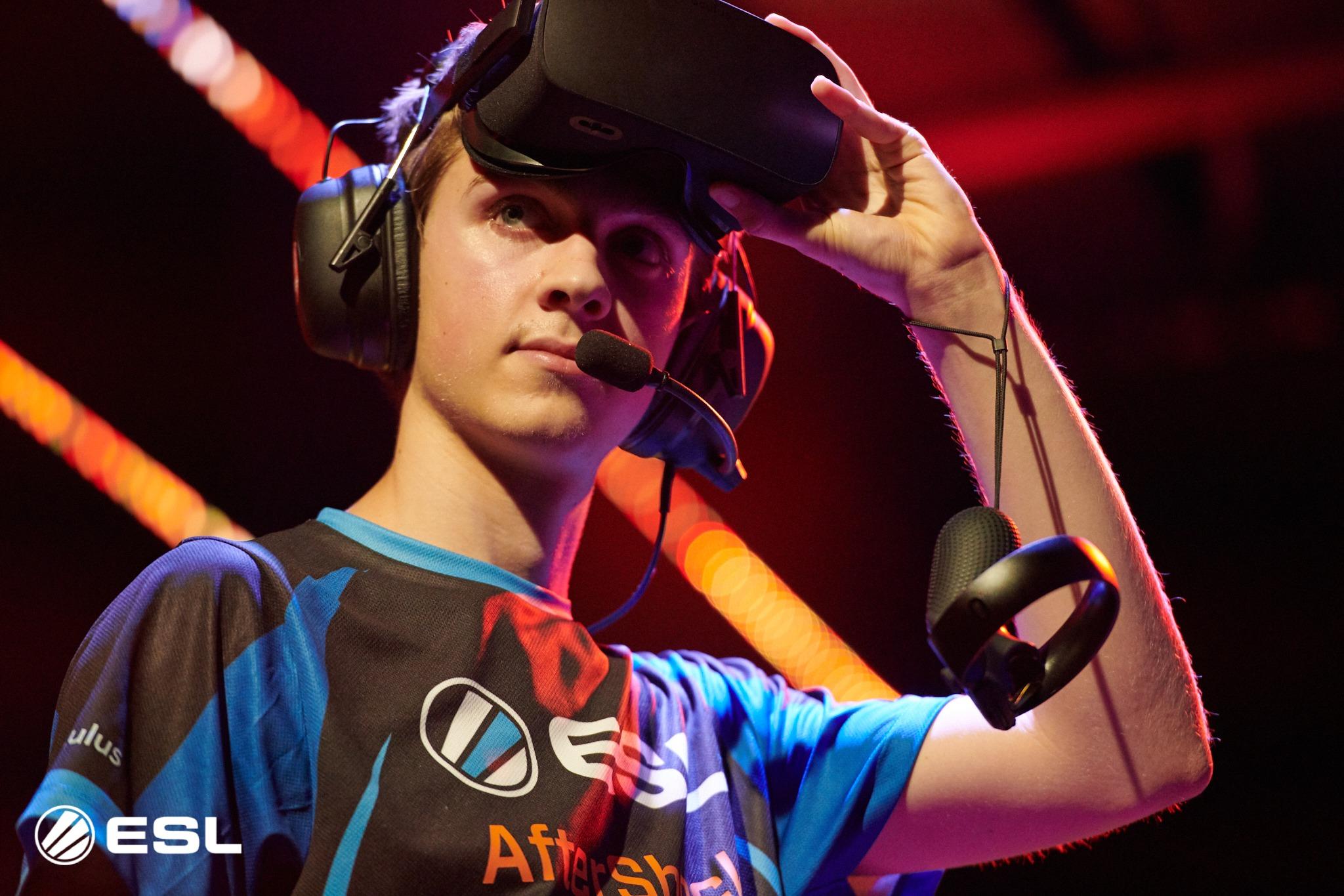 – VR League Szezon 3 döntők