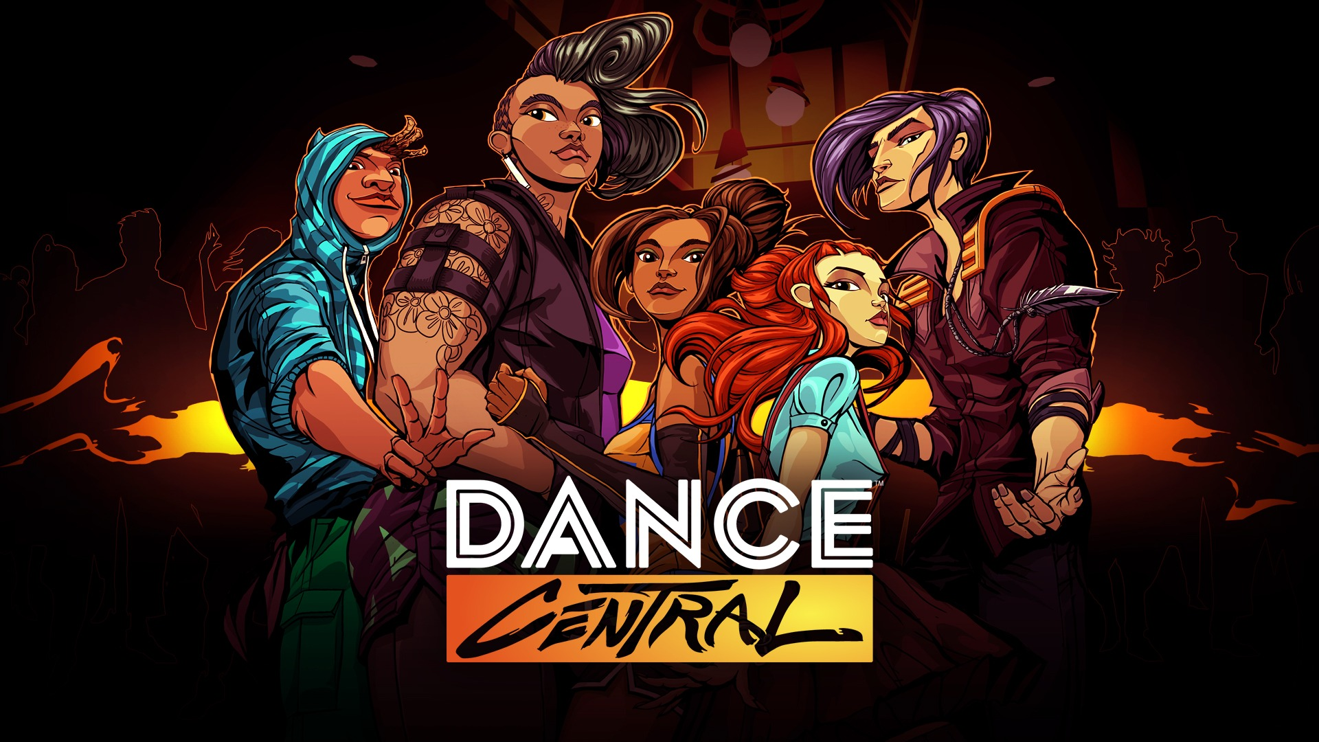 Dance Central Bemutató