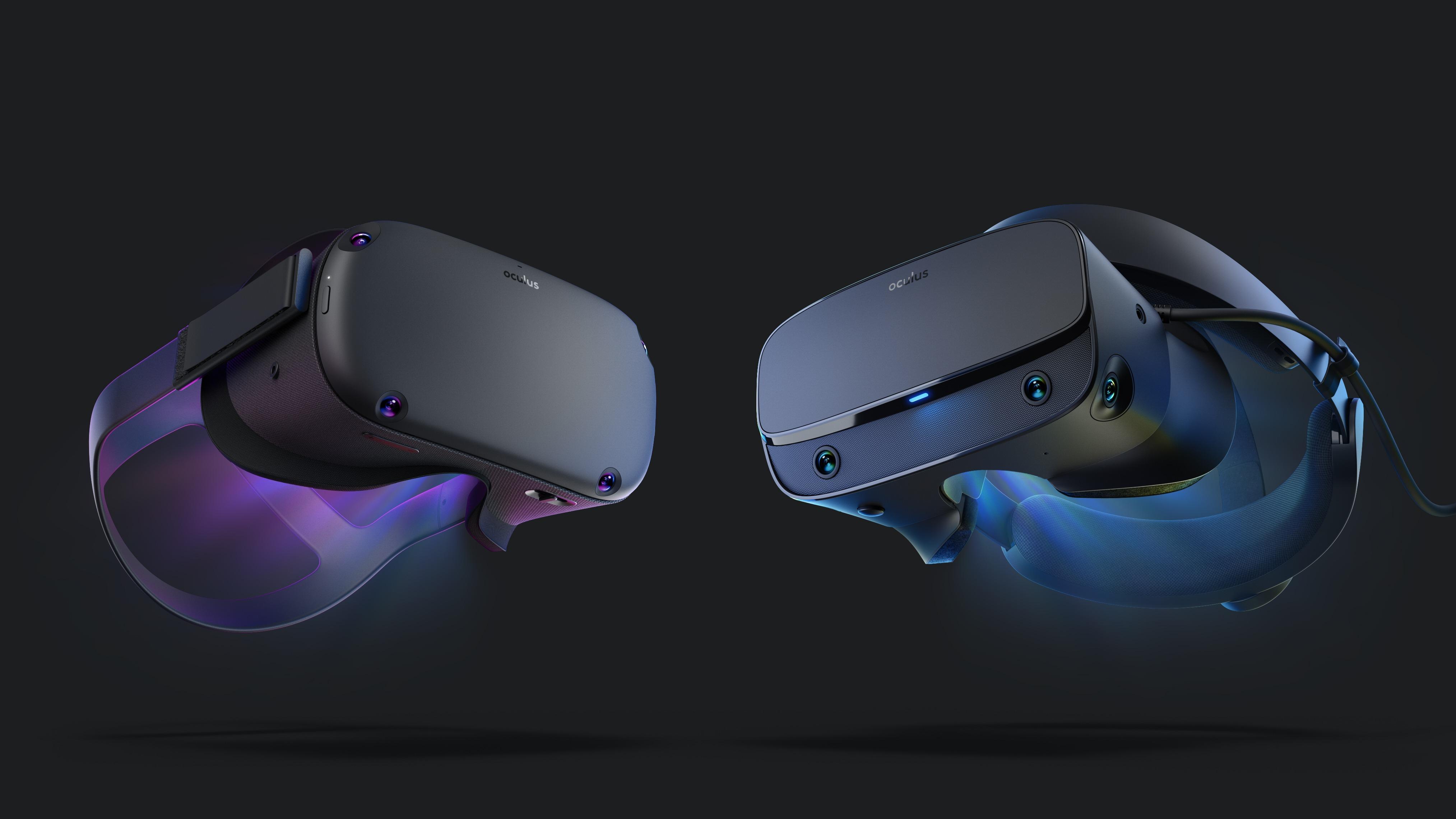 Megjelent az Oculus Rift S, a Quest és egy rakás játék a mai napon