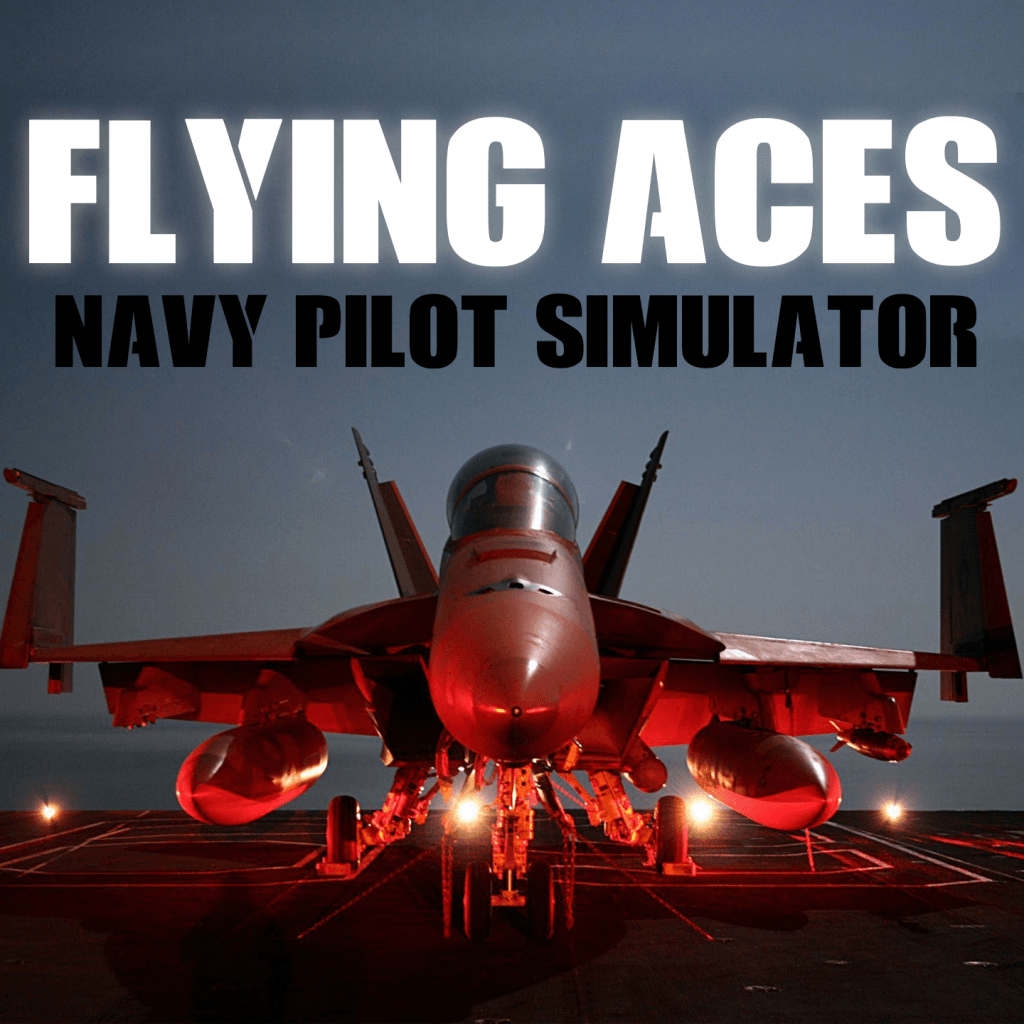 Flying Aces: Navy Pilot Simulator Bemutató