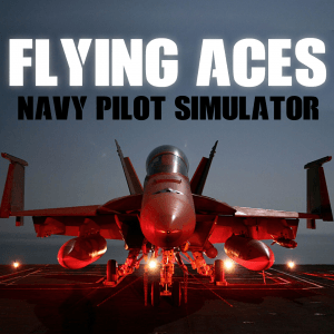 Flying Aces: Navy Pilot Simulator Bemutató