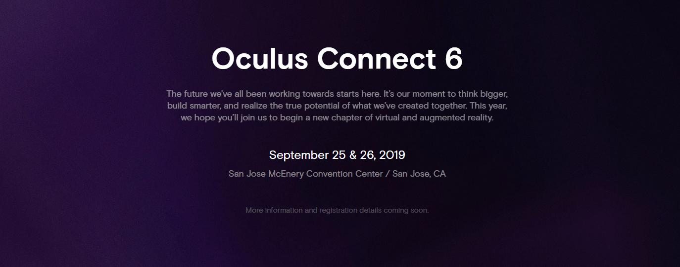 Frissítve: Megvan az Oculus Connect 6 dátuma – Hír a Respwanról is