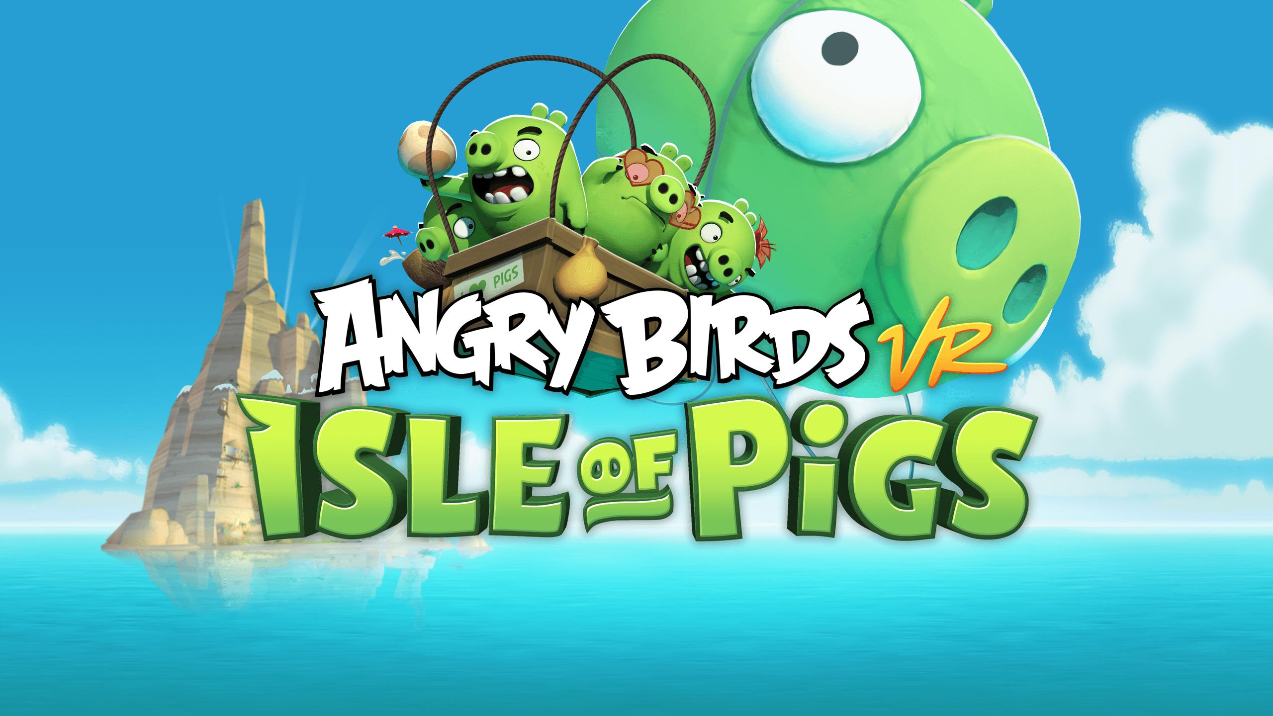 – Megjelent az Angry Birds VR: Isle of Pigs Oculus Go-ra