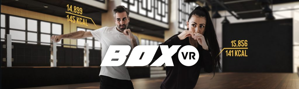 BOXVR Oculus Quest Bemutató – Edzeni bárhol és bármikor lehet