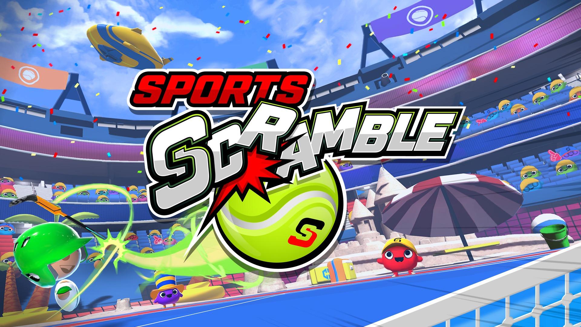 Sports Scramble Bemutató