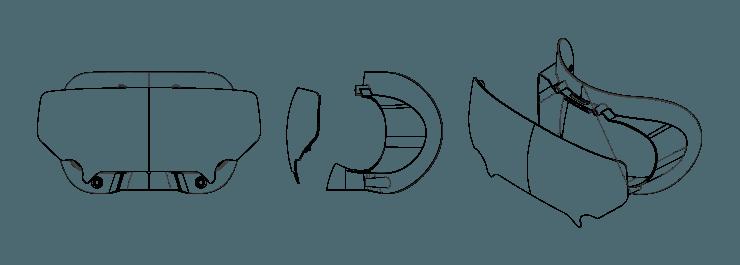 A Valve elérhetővé tette az Index 3D modelljeit