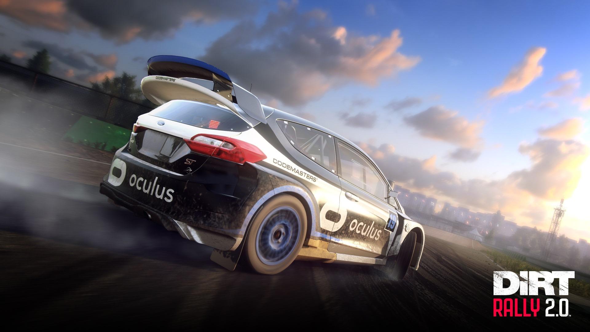 Megérkezett a Dirt Rally 2.0 támogatása