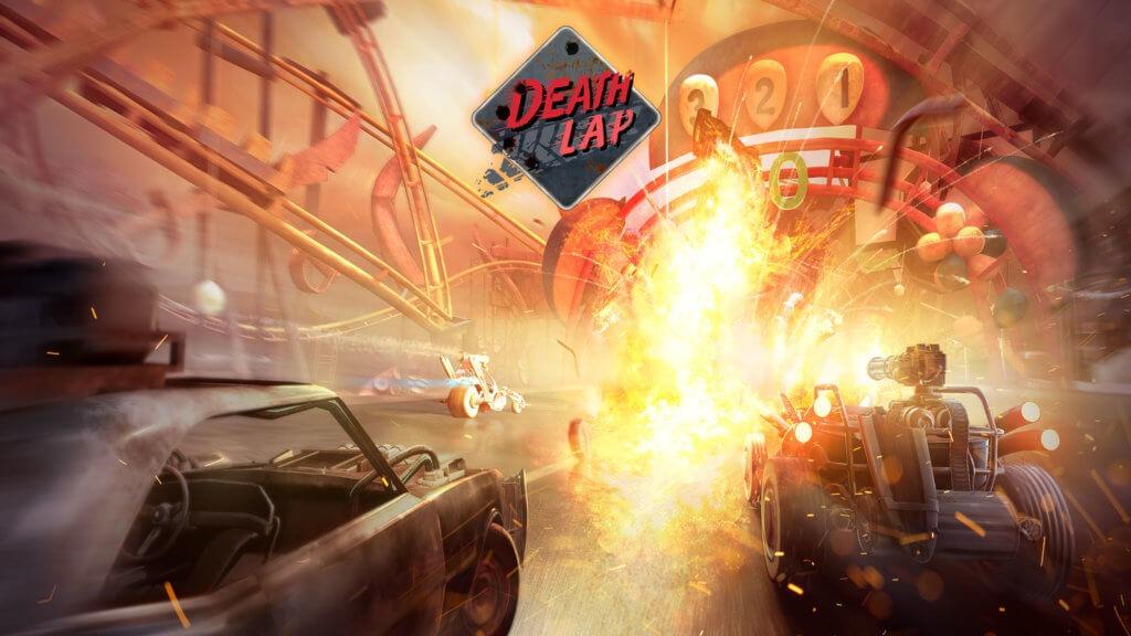 Death Lap nyereményjáték