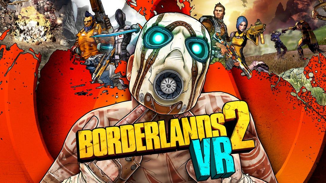 Problémák a Borderlands 2 VR-ral