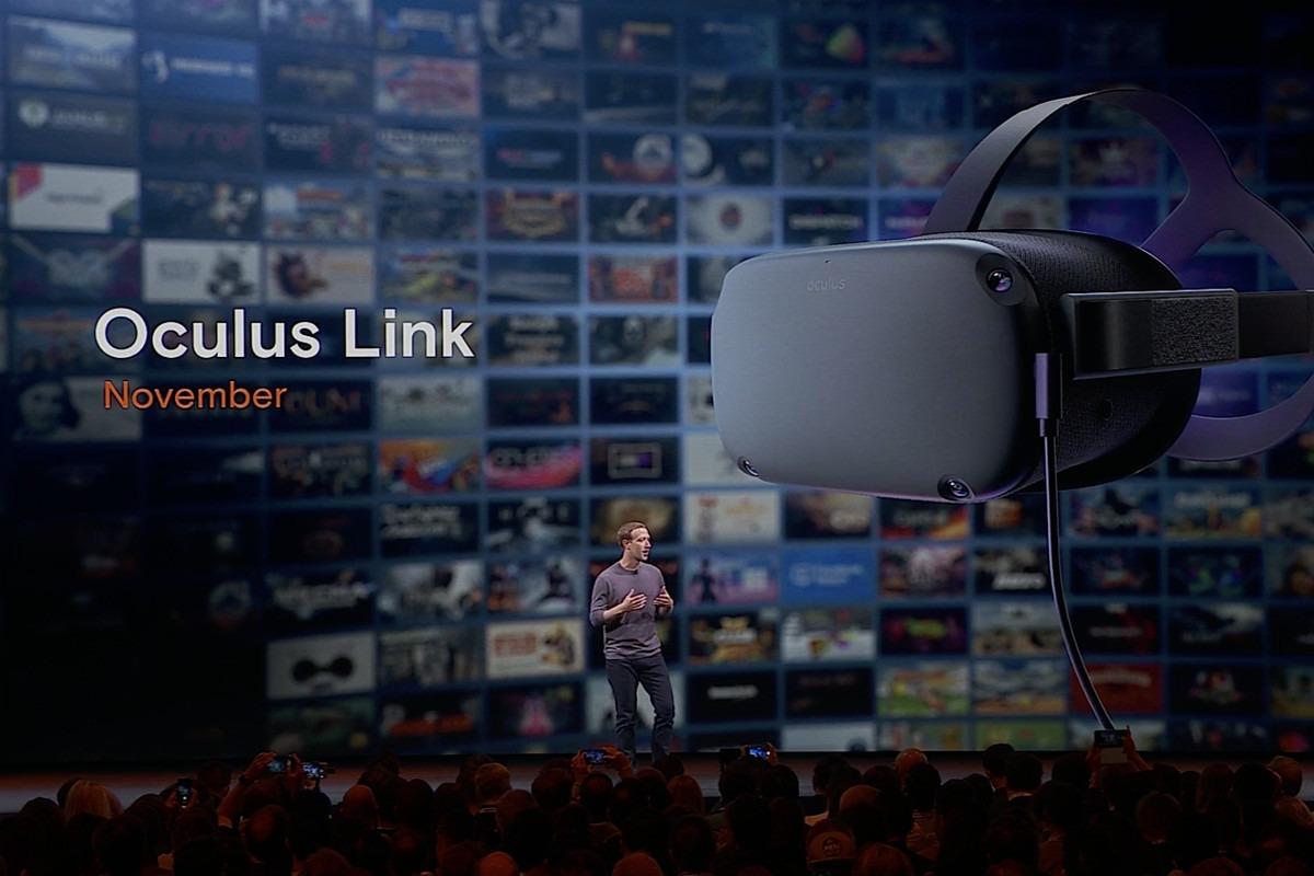 – Bárki gyárthat majd Oculus Link kábelt