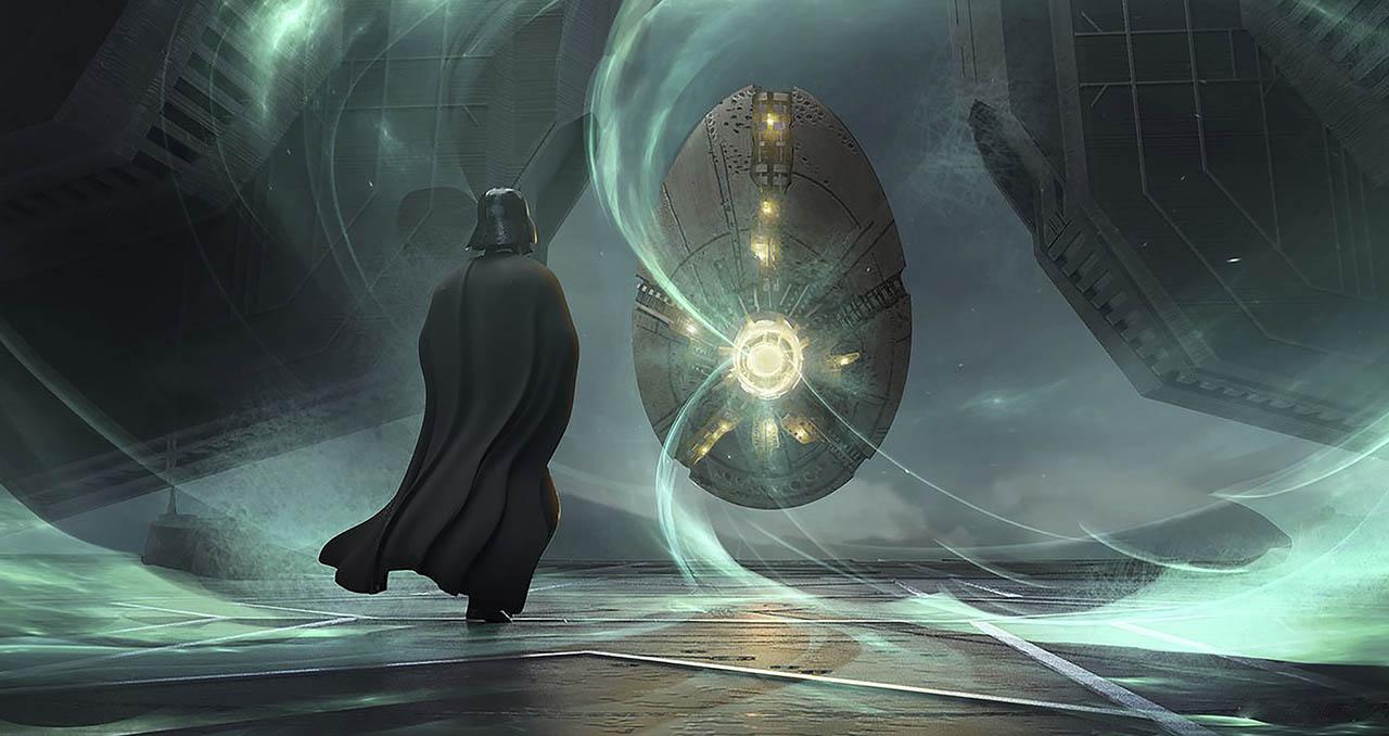 Vader jár a Questekhez