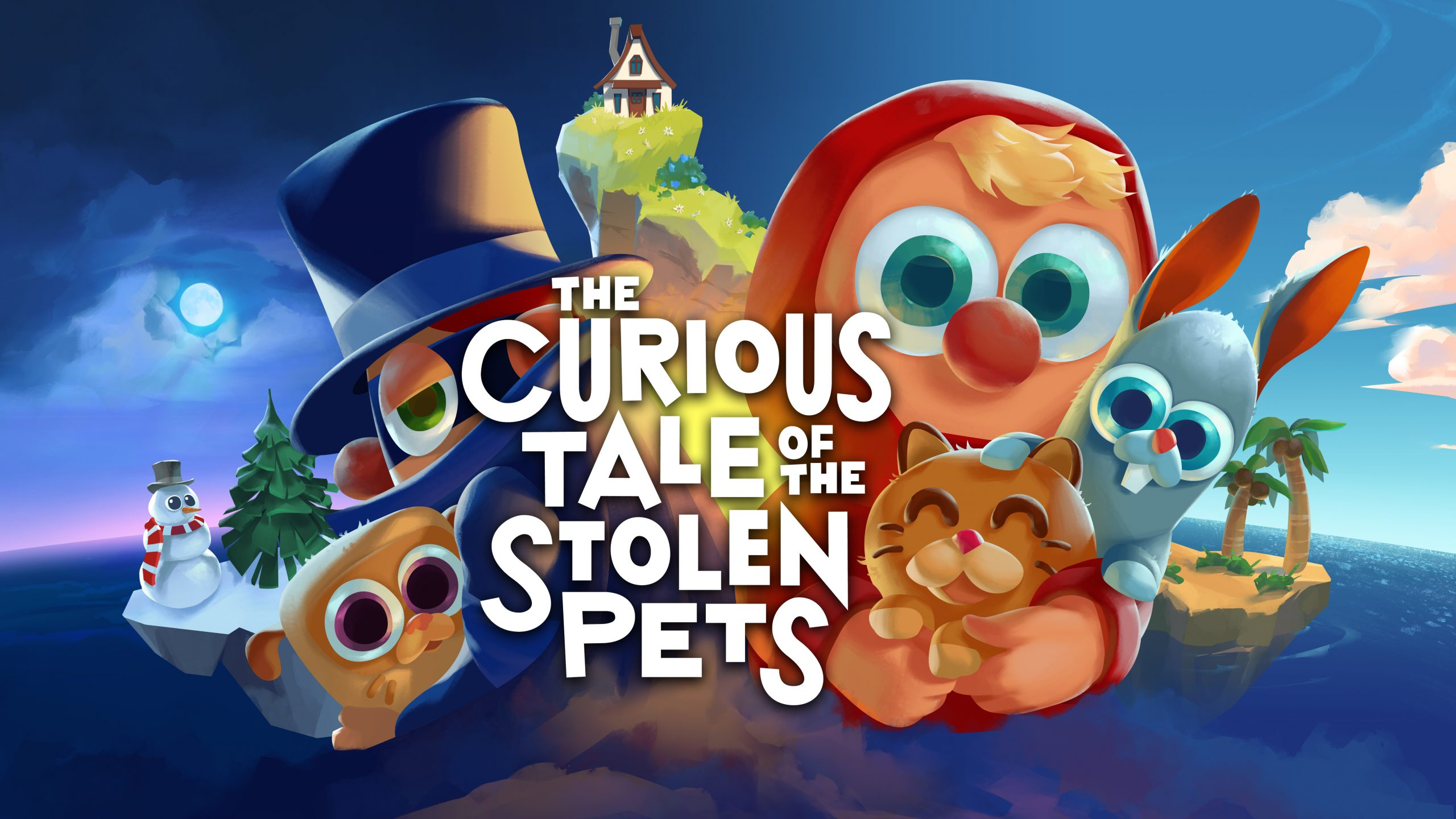 The Curious Tale of the Stolen Pets Bemutató
