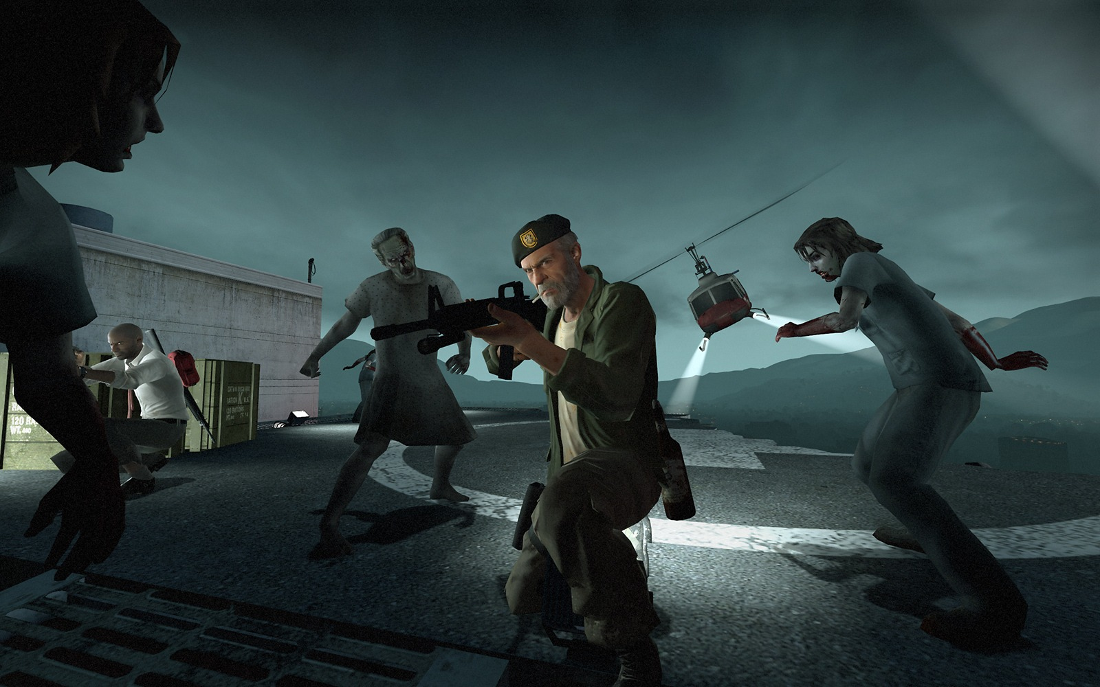 Az Alyx után a Left 4 Dead érkezhet VR-ra