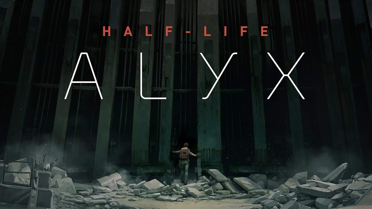Half-Life: Alyx Bemutató