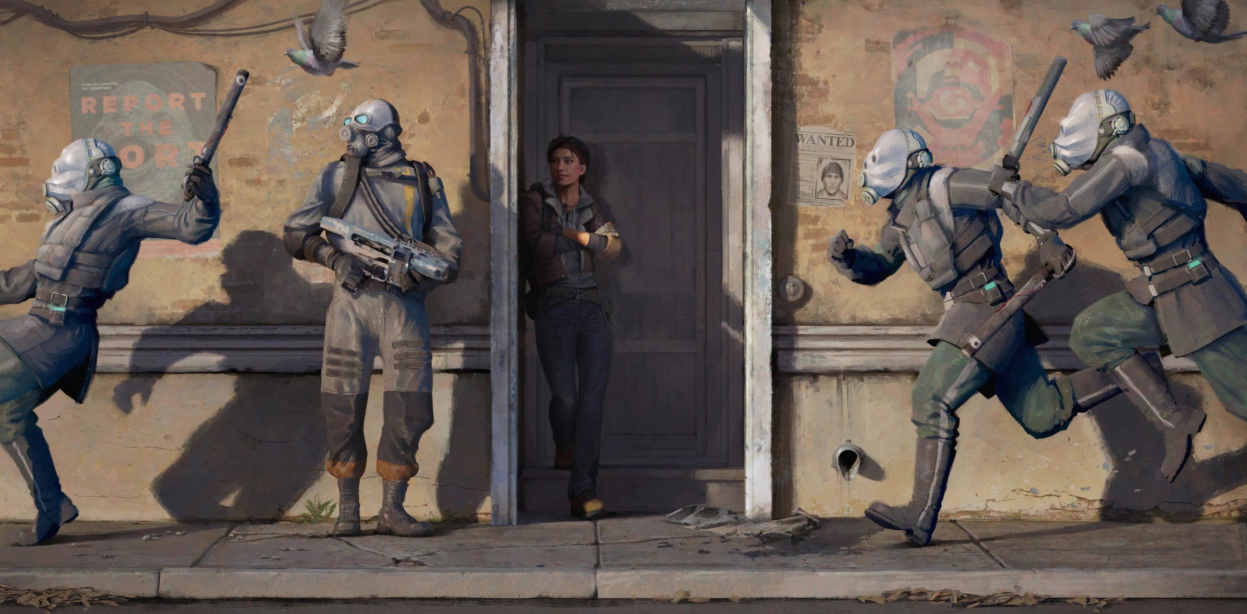 A Half-Life: Alyx AMA összefoglalója