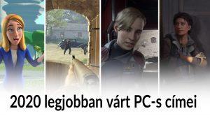 10 PC-s VR játék, amit nagyon megéri várni 2020-ban