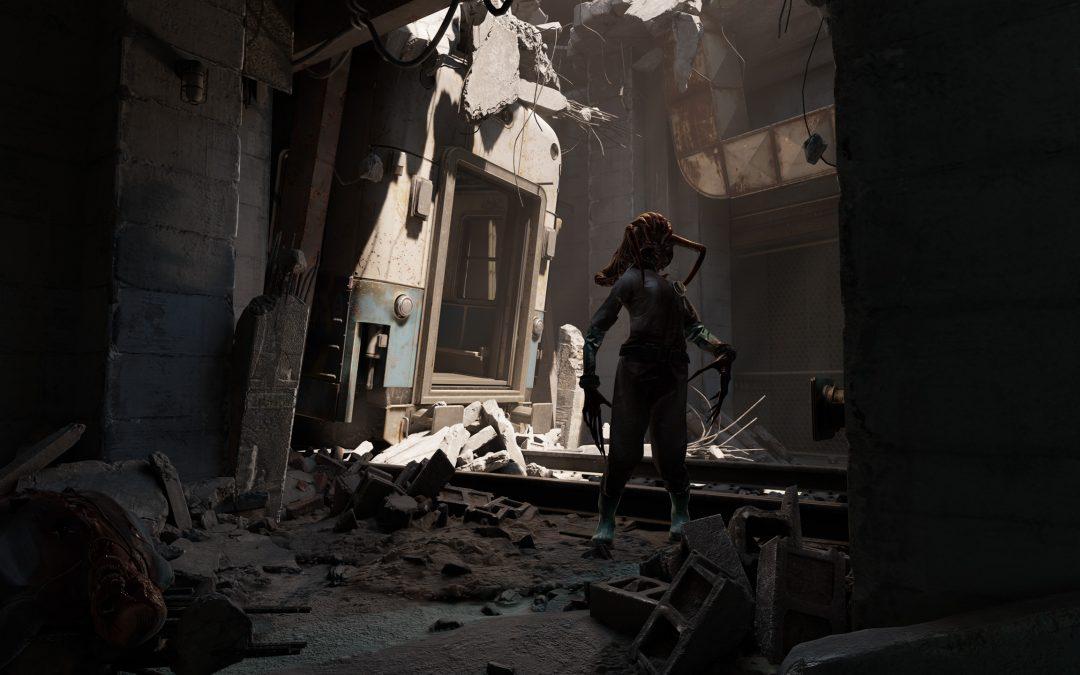 Megvan a Half-Life: Alyx érkezési dátuma