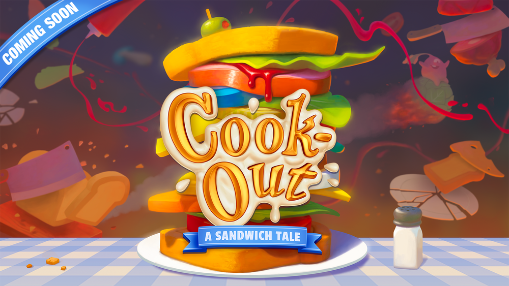 Cook-Out: A Sandwich Tale trailer érkezett