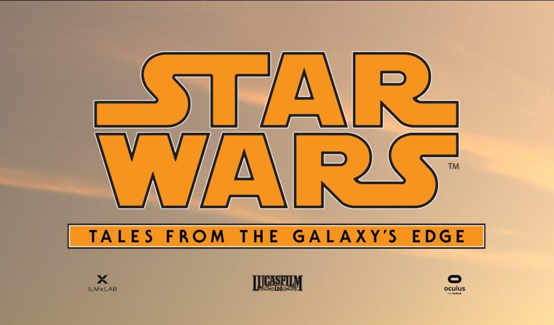 Oculusra érkezik a Star Wars: Tales from the Galaxy's Edge