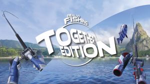 Real VR Fishing Multiplayer Bemutató