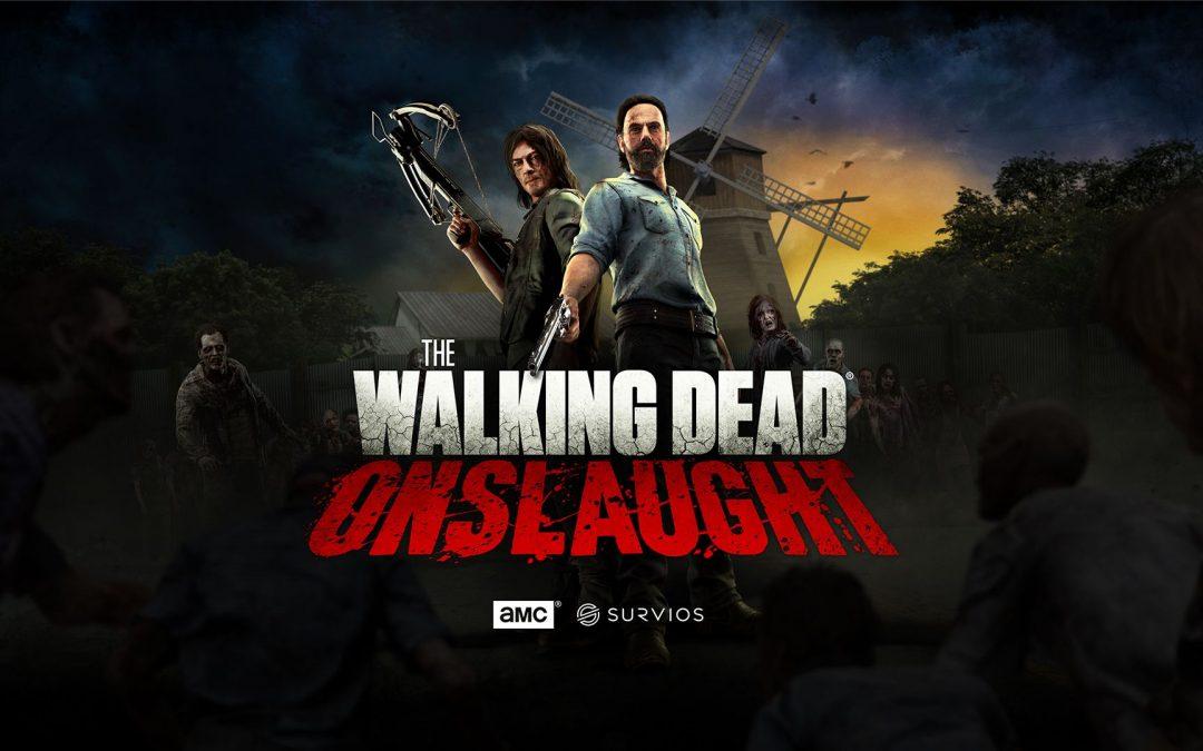 – Szeptemberben érkezik a The Walking Dead Onslaught