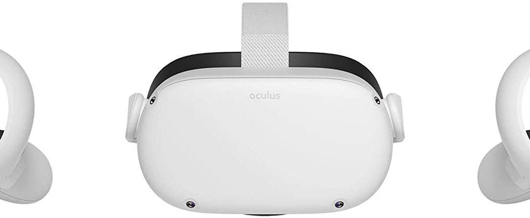 Hogyan vásárolj francia Amazonról Oculus Quest 2-őt?